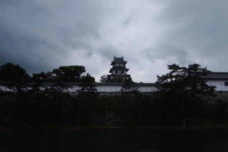 愛媛県今治城とタオル博物館ICHIHIRO