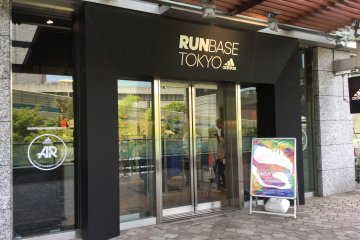 Runbase Tokyo is more than your regular shower and locker facility.