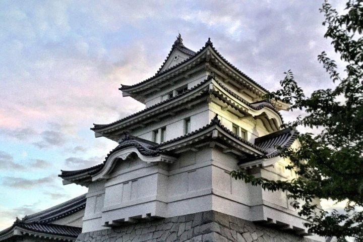 Bảo tàng thành cổ Sekiyado