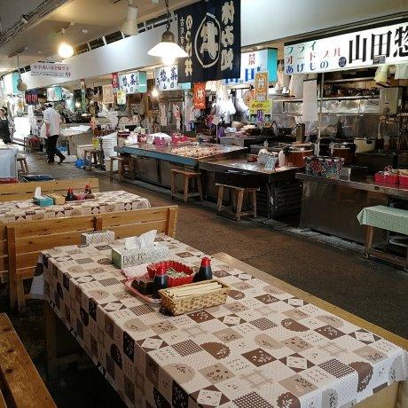 Рыбный рынок Ноккэдон