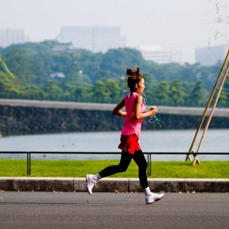 Dasar-Dasar Berlari di Tokyo