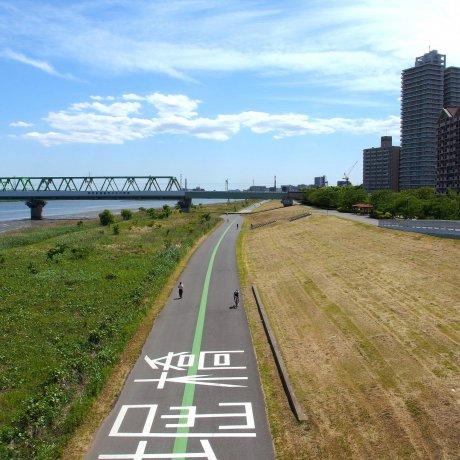 Top 5 Tuyến đường chạy bộ ở Tokyo