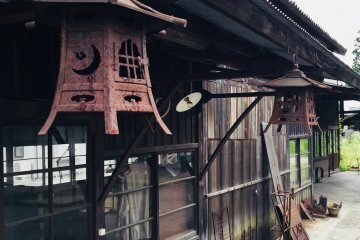 Iron castings in Mizusawa, the other Nanbu Tekki manufacturing center in Iwate, and home to Oigen Foundry