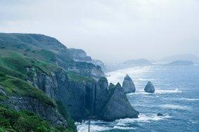 The Amazing Coastline of Muroran
