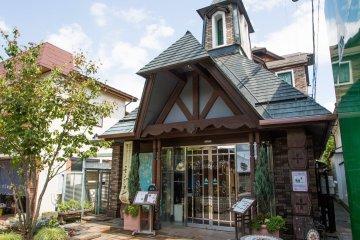 Kurinoki Terrace (High tea and cake shop)