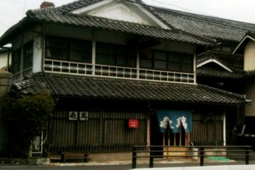 <p>The Sake Brewery is on the main road North East of the Train Station</p>