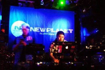 the great DJs of New Planet