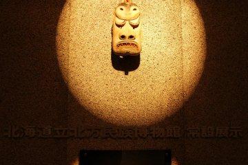 홋카이도 북부인 박물관 체험