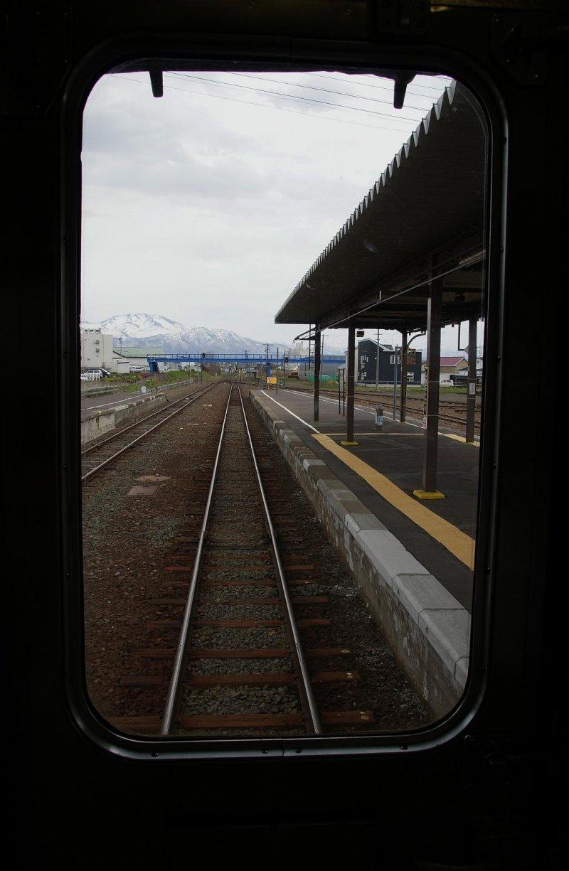 JR's Semmo Line in Hokkaido