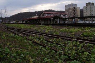 Arrival in Abashiri