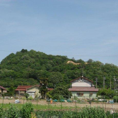 Mt. Mii in Kakamigahara