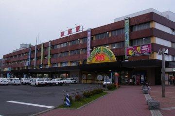 JR北海道的釧路站