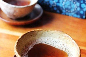 <p>Soba tea</p>