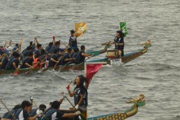 Dragon Boat Races in Yokohama