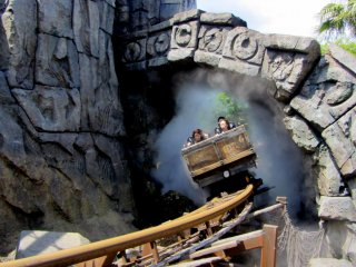 Riders on Raging Spirits in the Lost River Delta