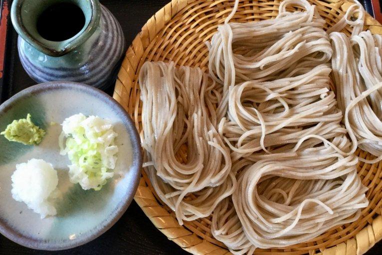 Nhà hàng Soba Yamaguchiya Togakushi