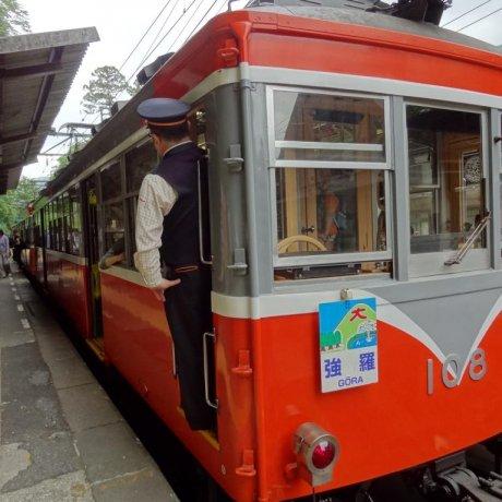 Hakone Tozan Railway Switchback
