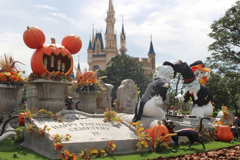 Mùa Halloween năm 2018 của Disney