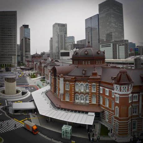 Past Meets Modernity: Tokyo Station