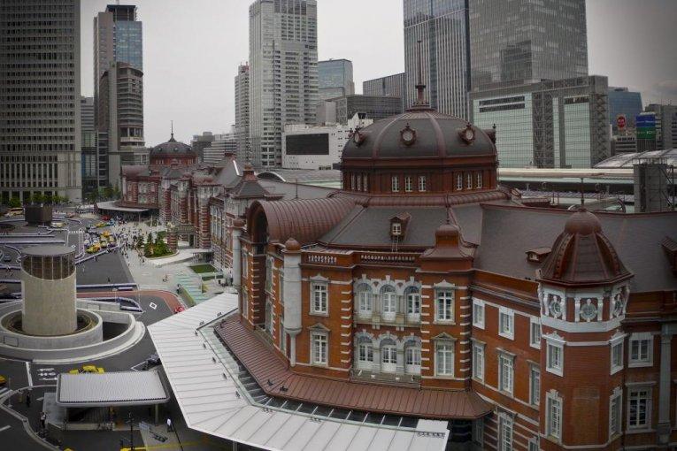 Станция Токио