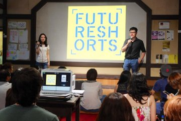 Future Shorts at Hub Kyoto