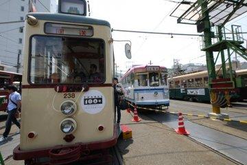 Streetcar Festival in Hiroshima