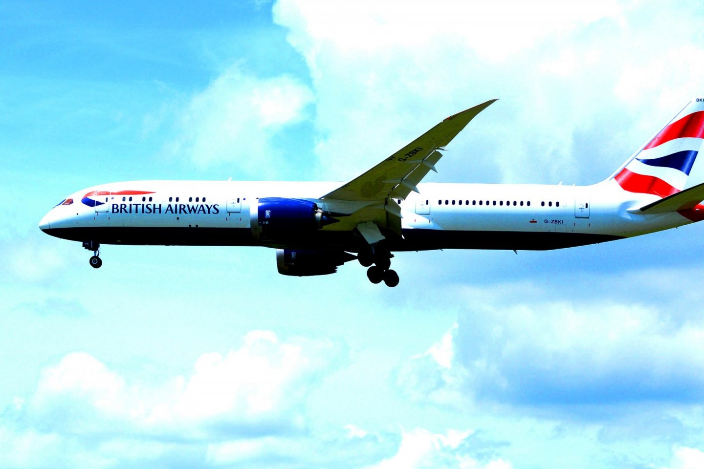 British Airways Boeing 787-900