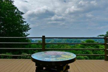 Hilltop of Rokkoku-kenzan