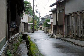 Small street of Asuka