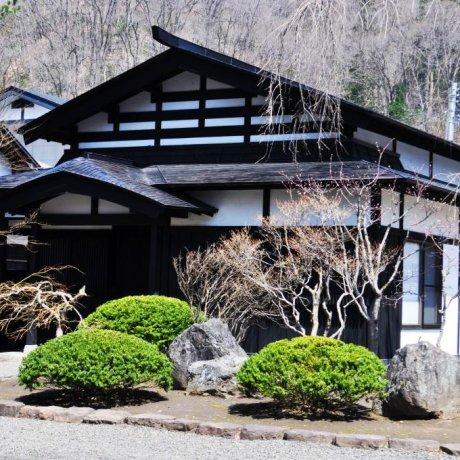 아키타 카쿠노다테 사무라이 마을