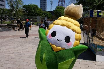 For some reason, I feel like some corn on the cob