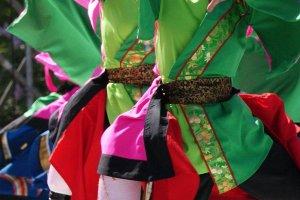 Lễ hội Yosakoi Soran ở Sapporo