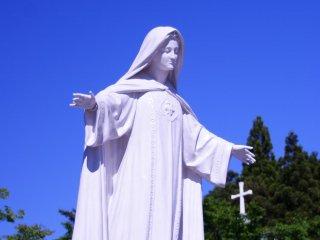 我最终抵达特拉比斯奇奴修道院