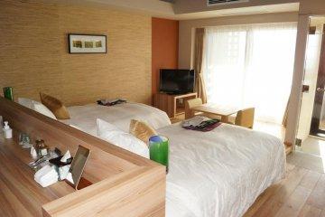 โรงแรมริวคิว ออนเซ็น เซนะงะจิมะ