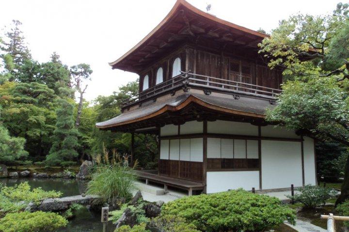 The Zen & Moss Gardens of Ginkakuji