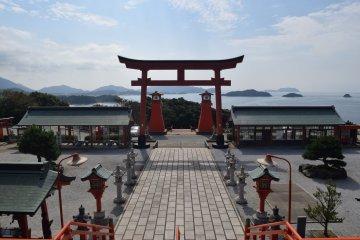 Fukutoku Inari Shrine
