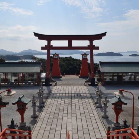 ศาลเจ้า Fukutoku Inari