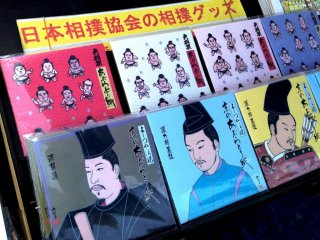 Facial Oil Removing Papers with Aoi Matsuri designs at the Chion-ji temple Artisan Markets on the 15th of each month