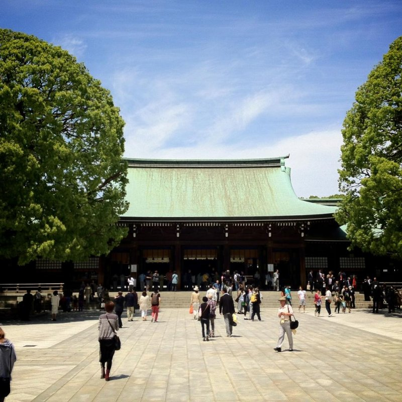 jingu dating site Shintoism pre-dates buddhism in japan and some of kyoto's shrines are among the oldest religious sites in the city, even pre-dating the founding of the city in 794 .