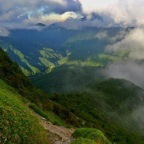Gunung Miune