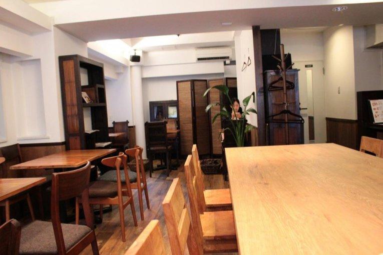 Кафе Oriental Recipe на Харадзюку
