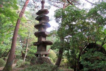 """Скульптура """"Пагода"""""""