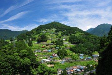 Ochiai village