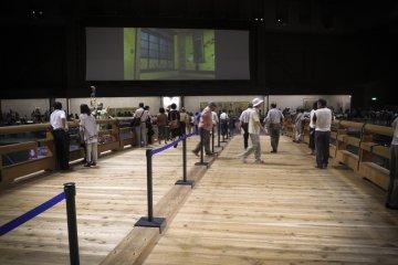 Recreated Nihonbashi