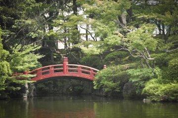 옛 야스다(安田) 정원