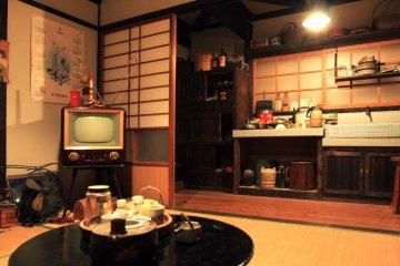 Inside the Omoide Soko, the Storehouse of Memories