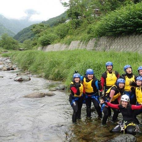 Minakami Canyoning and Rafting