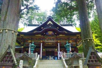 Храм Мицуминэ