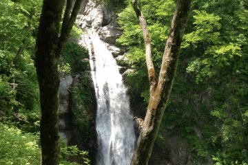 Akiu Otaki Falls