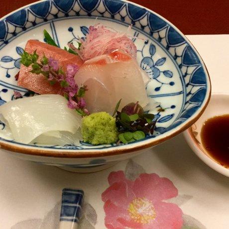 ร้านอาหาร Kagetsurou
